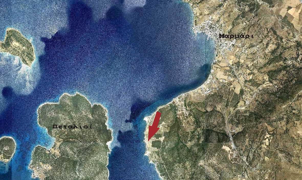 πώληση και κατασκευή κατοικίας - Μαρμάρι Εύβοιας